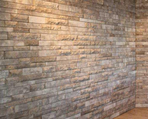 Steinwand Verblender - natursteinmauer