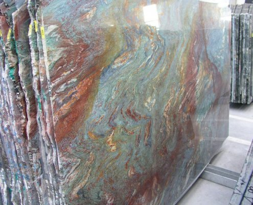 Granit natursteinplatten